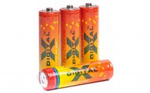 БАТАРЕЙКА X-DIGITAL LONGLIFE R3 1*4шт